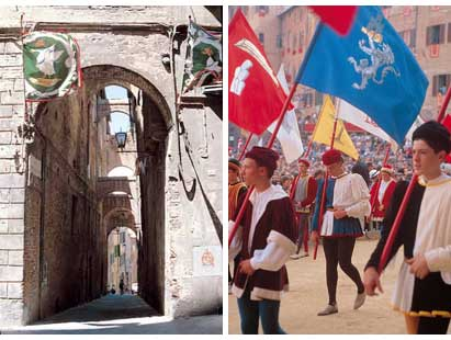 Italian language and culture course for seniors, in Siena