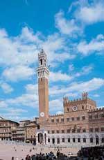 Visit Siena and Tuscany