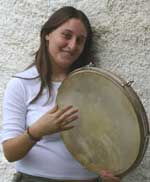 Folk music course and Italian language in Rome