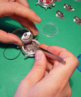 Jewellery and stone setting courses in florence