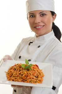 Professional Italian cooking course in Italy