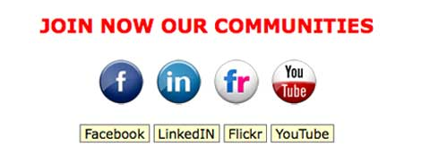 Scuola Leonardo da Vinci Italian students communities online