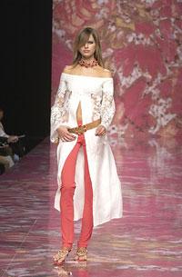 Fashion shows in Milan