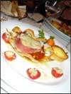 The Italian food