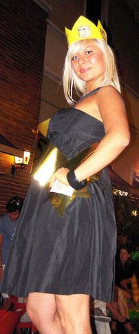 Miss Leonardo da Vinci 2009