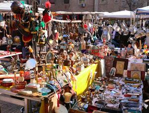 I mercatini di roma blog of leonardo da vinci - Porta portese affitti roma ...