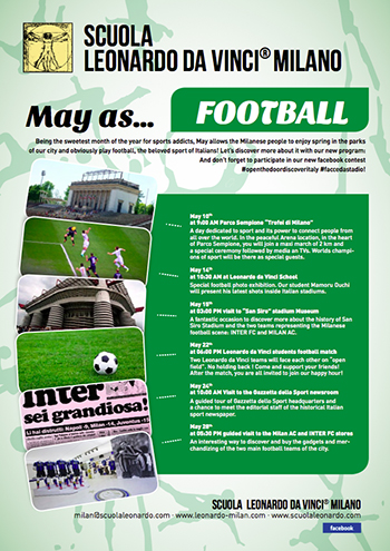 May month of the Football