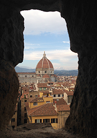 Florence as capital city