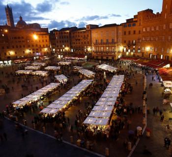 mercati di natalesiena