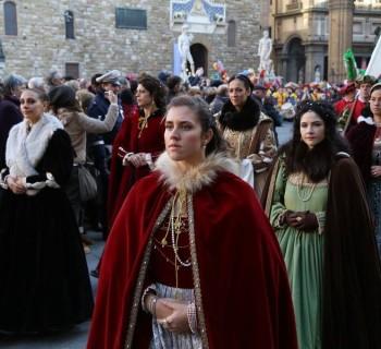 Corteo storico Firenze Befana