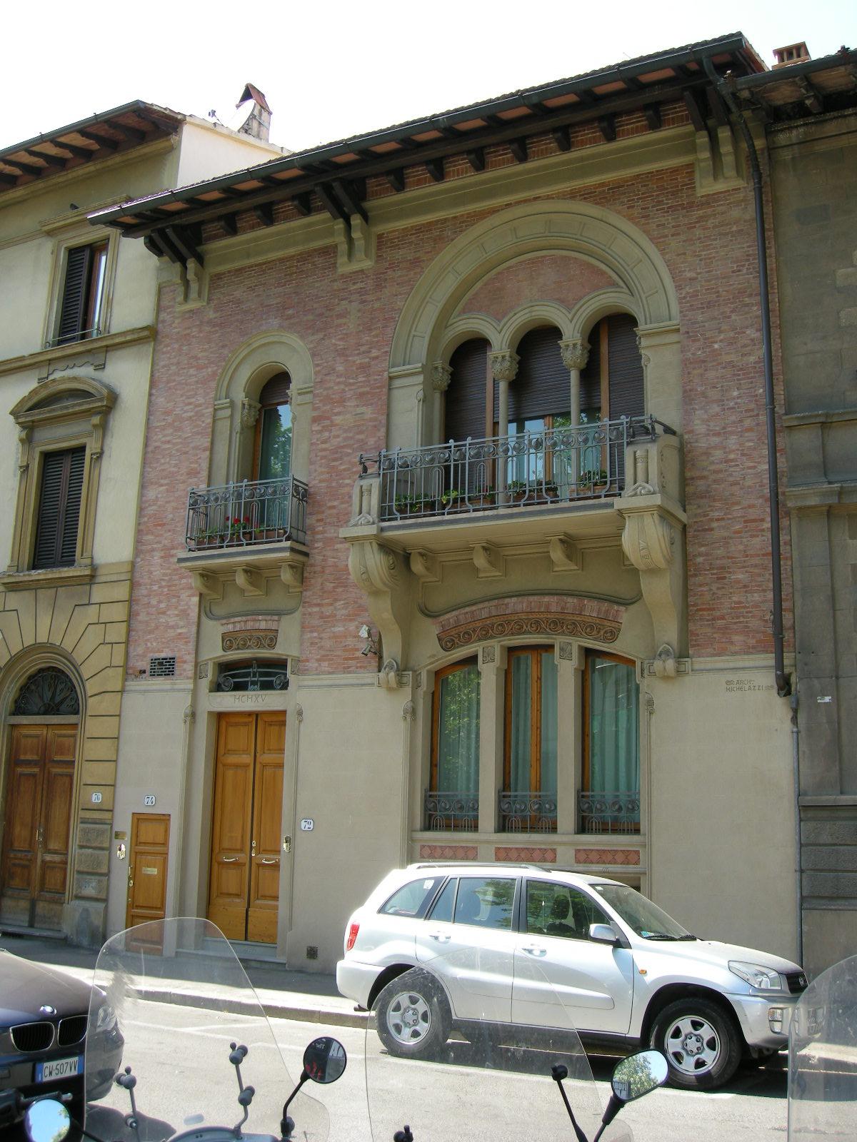 Villino Galeotti-Flori Firenze