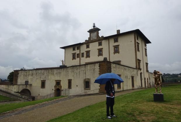 Jan Fabre al Forte Belvedere, Firenze