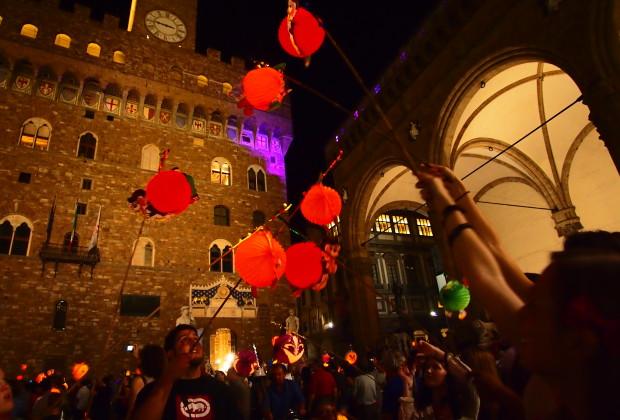 La Festa della Rificolona a Firenze
