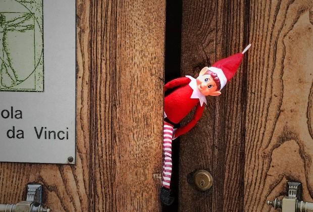 Foto Elfo alla Scuola Leonardo da Vinci di Siena